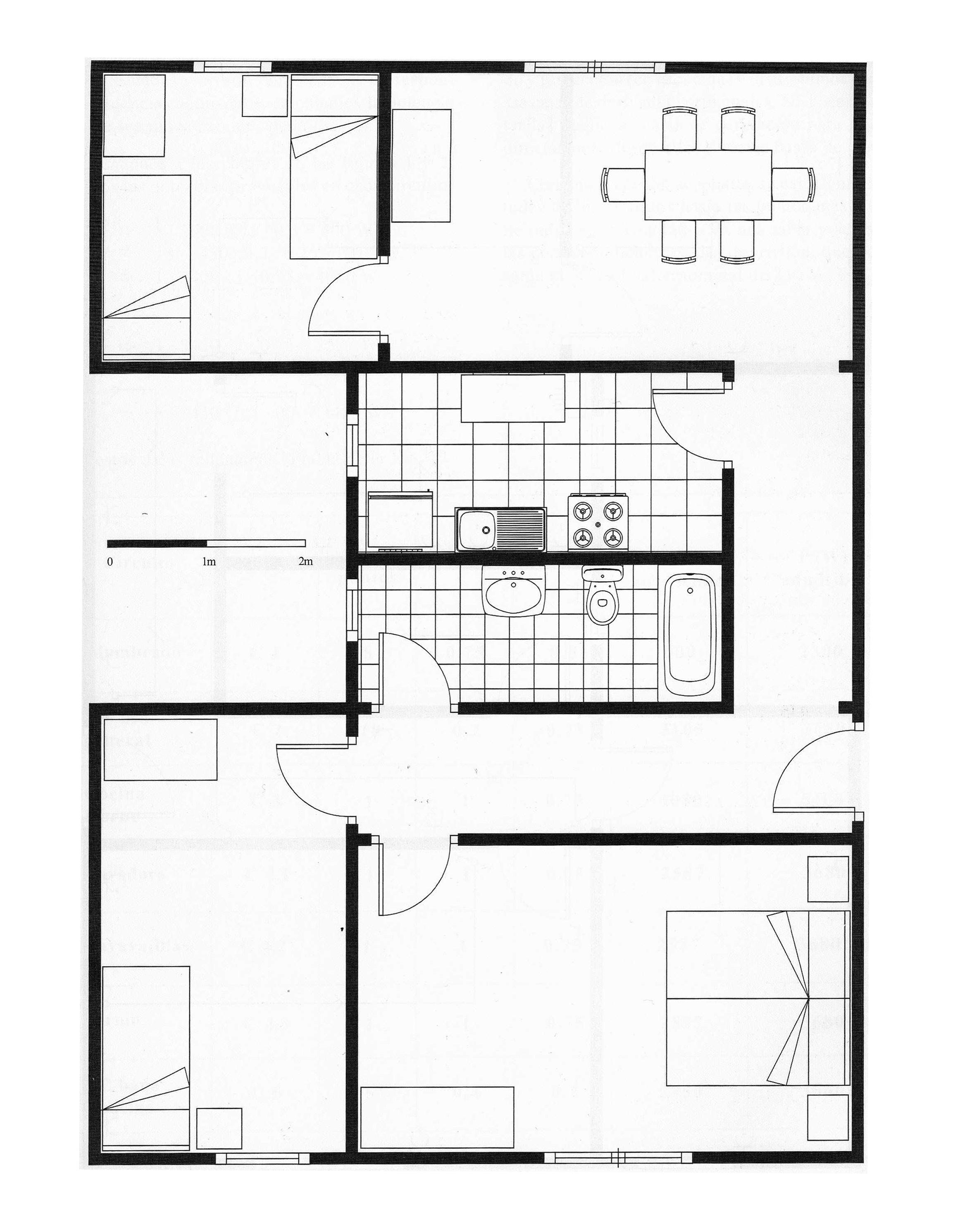 Manteniment al rambla prim el blog dels del pqpi p gina 7 - Planos de una vivienda ...
